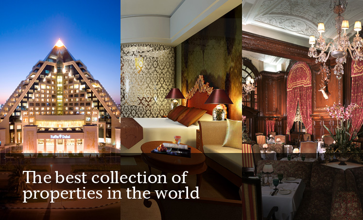 The best collection of properties in the world