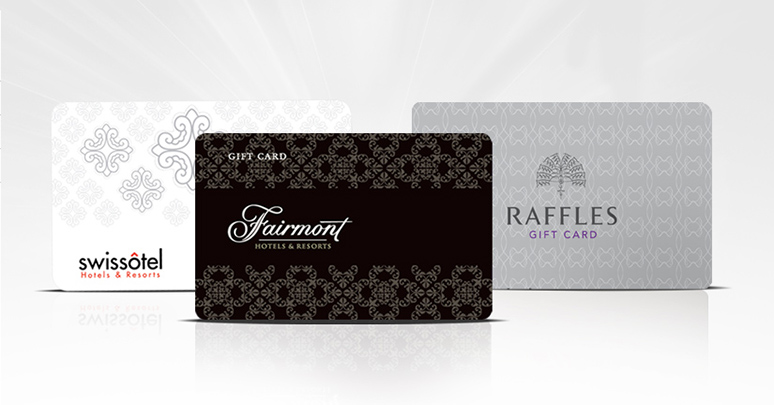 Styles hotels resorts gift cards forward three styles of gift cards